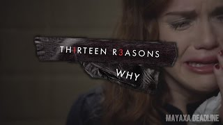 13 Reasons Why Trailer [Teen Wolf Style]
