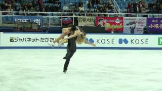 5 G. PAPADAKIS / G. CIZERON (FRA) - ISU Grand Prix Final 2012 Junior Ice Dance Free Dance ガブリエラ・パパダキス 検索動画 28