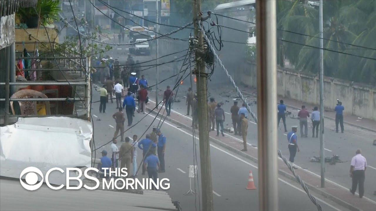 Sri Lanka eyes local group of Muslim radicals in Easter attacks
