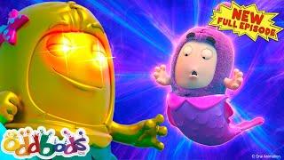 Oddbods  Jeffs Little Mermaid Tail  NEW Full Episode  Cartoon for Kids