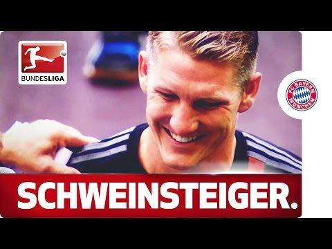 Saying Goodbye to Bastian Schweinsteiger – Schweini Leaves Bayern
