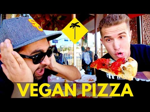 Vegan Pizza at California Pizza Kitchen?