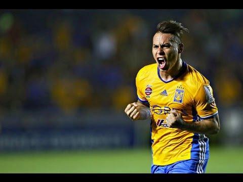 Eduardo Vargas - Skills and Goals 2017 Tigres