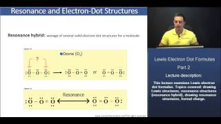 OAT: Resonance (Resonance Hybrid) and Electron-Dot Structures