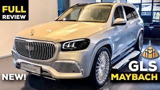 2020 Mercedes MAYBACH GLS Full In-Depth Review NEW GLS 600 Exterior Interior Infotainment