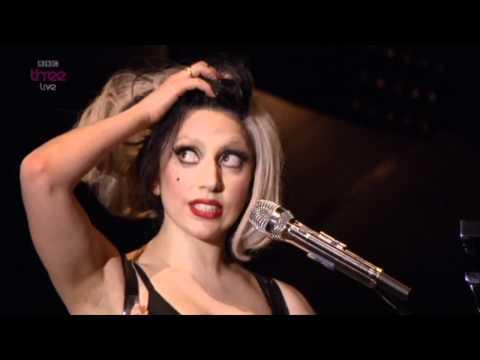 Lady GaGa - Speechless (Live Radio 1s Big Weekend) HD