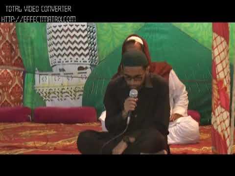 Jholi munji ahe khali jholi bhar ya rasool Allah aseen mustafa j watan ja dewana sindhi kalam naat