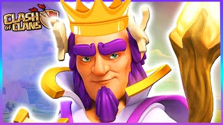 "GRAND WARDEN | TOWNHALL 11 UPDATE - Clash of Clans ""Town Hall 11"" NEW HERO Update!"