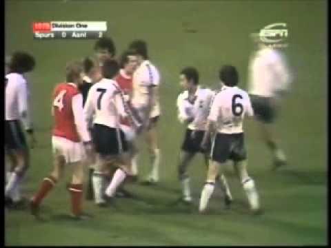 Tottenham Hotspur - Arsenal 0 - 5 (1978 - 79)