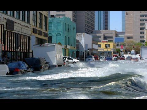 REPORT: 16 Foot Sea-Level Rise Is Inevitable