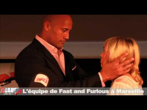 L'équipe de Fast and Furious à Marseille - C'Cauet sur NRJ