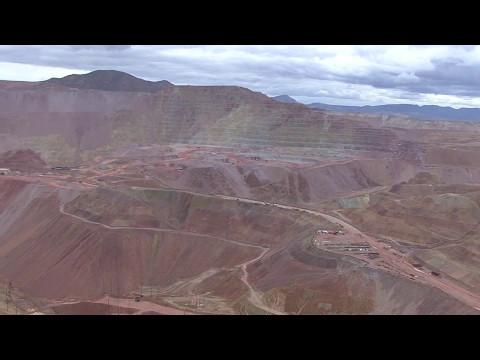 Morenci Copper Mine   Morenci, AZ