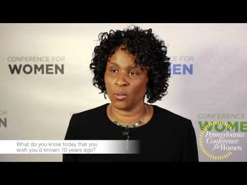 Linda Cliatt-Wayman - PA Conference for Women 2013