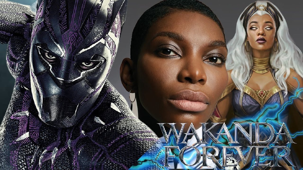 Michaela Coel Joins Black Panther Wakanda Forever: MCU's Storm?