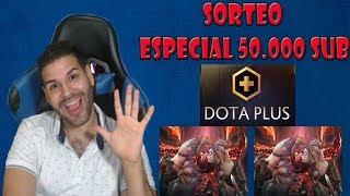 SORTEO ESPECIAL 50000 SUB ARCANOS Y DOTA 2 PLUS