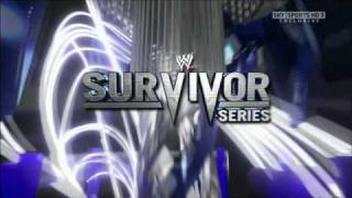2008 Survivor Series Theme