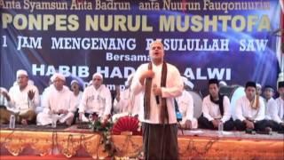Haddad Alwi - Ahmad ya Habibi di PP.Nurul Mushtofa ,Ciracas Jakarta - Timur