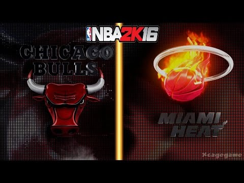 nba-2k16-gameplay---chicago-bulls-vs-miami-heat---full-game-[-hd-]