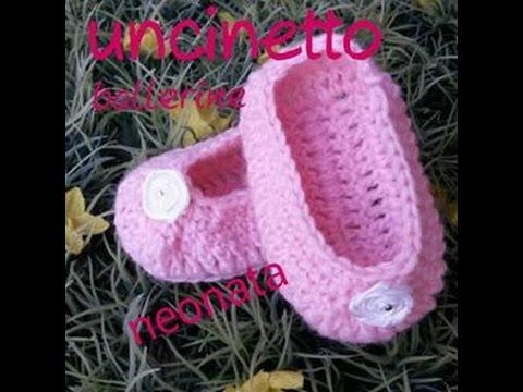 Repeat Scarpine Neonato Alluncinetto Facilissime By Dany Cream