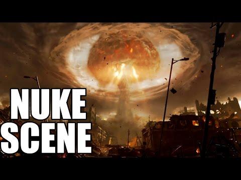 Modern Warfare Remastered - Nuke Scene