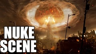 Modern Warfare Remastered - Nuke Scene