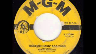 Marvin Rainwater  Tennessee hound dog yodel