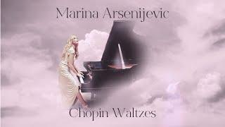 Chopin Waltz in C Sharp Minor (Op.64 No.2) by Emmy Nominated pianist PBS TV Star Marina Arsenijevic