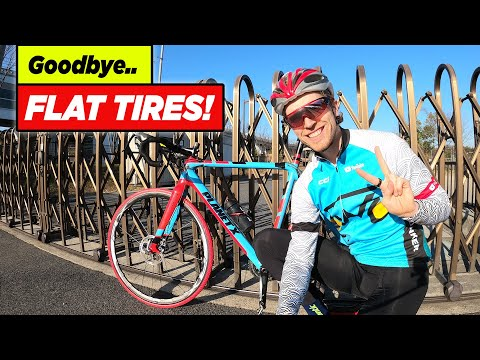 No More Flat Tires! Tannus Airless Tires Review | Installation & First Ride