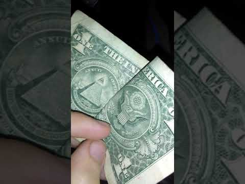 Hidden Stuff On One Dollar.