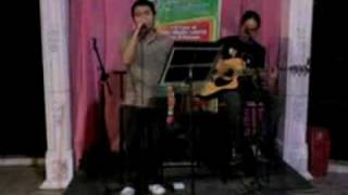 GALLERY by Mario Vasquez acoustic live cover (Dwin Araza)