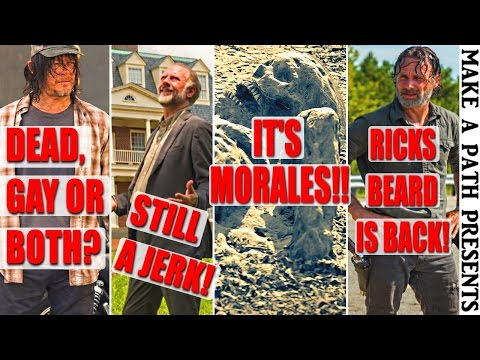 WHY HOLLY DEATH SOON, HOW NEGAN KNEW & More   Walking Dead Q&A #114
