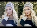 How I Retouch Skin WITHOUT Using Frequency Separation Photoshop Tutorial