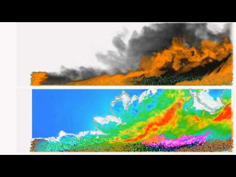 Simulation of wildland fires with CFD. Part I