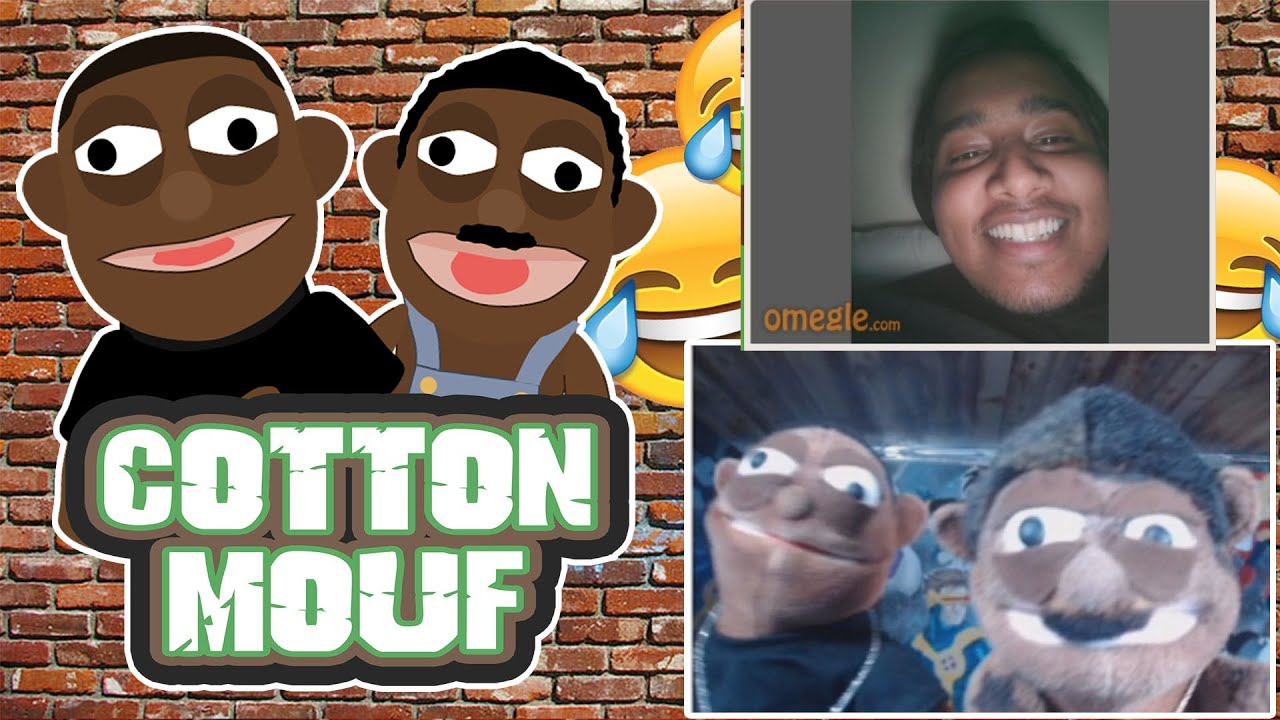 WHY HE DO EM LIKE THAT!? Omegle Roast | Cotton Mouf (EP3)