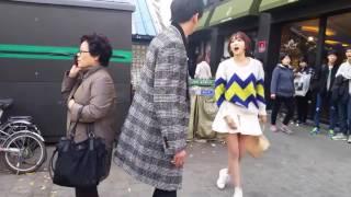 韓国カップルの血みどろの日常