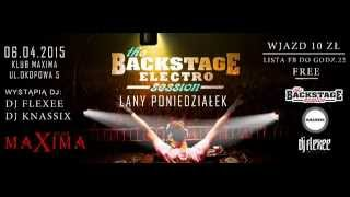 Download DjFlexee - The Backstage Electro Session [Promo Mix 2015] MP3 song and Music Video