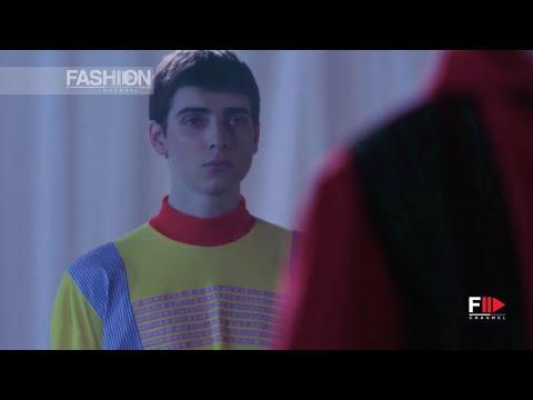 DIMA LEU Fall 2021 Menswear Milan - Fashion Channel