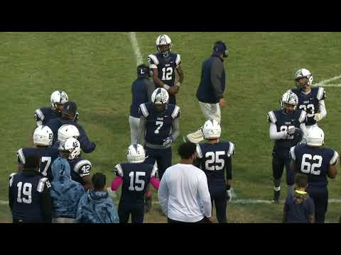 High School Football Lorain vs. Cleveland Hts. 9-29-17 Game 6