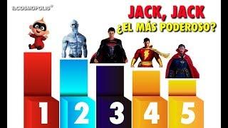JACK, JACK PODRÍA ser EL SUPERHÉROE MÁS PODEROSO de LA HISTORIA