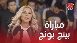 مباراة بينج بونج بين محمد نور ورزان مغربي