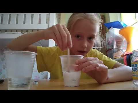 Как сделать лизуна в домашних условиях из клея пва и соды