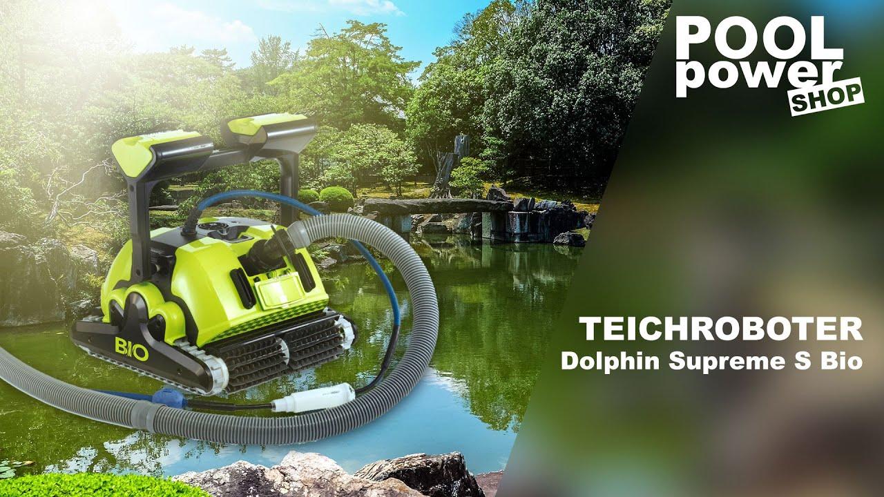 poolroboter dolphin supreme s bio erfahrungsbericht vom. Black Bedroom Furniture Sets. Home Design Ideas