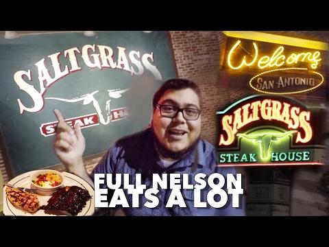 Saltgrass Steak House In San Antonio   Full Nelson #FoodReview