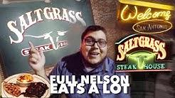Saltgrass Steak House in San Antonio | Full Nelson Eats A Lot