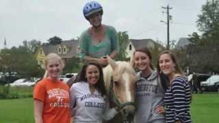 Washington College Equestrian Team