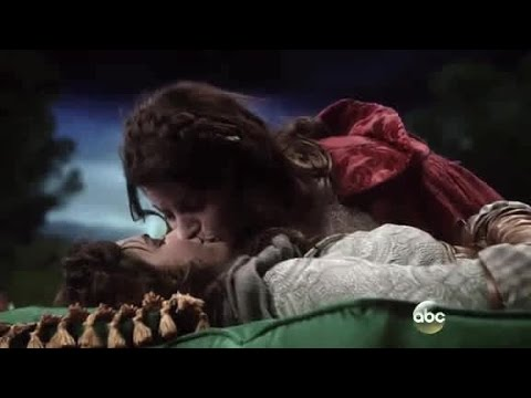 Ruby & Dorothy Kiss 5x18 Once Upon A Time