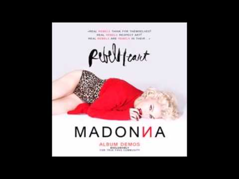 Madonna - Borrowed Time (Avicii Demo)