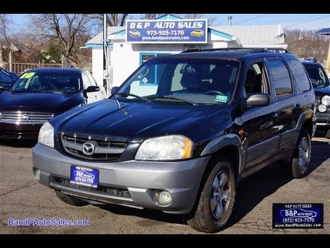 2002 mazda tribute v6 lx 4wd youtube. Black Bedroom Furniture Sets. Home Design Ideas