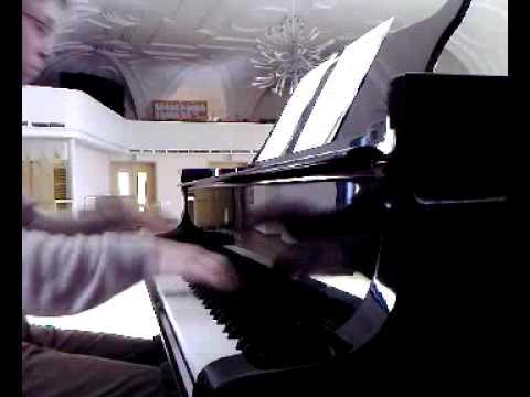 Arabesque g minor by Ulrich Nehls