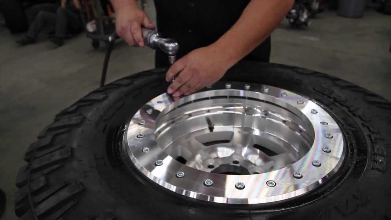 Jeep Jk Wheels >> ATX Wheels Tech Tips: How to mount a beadlock wheel - YouTube
